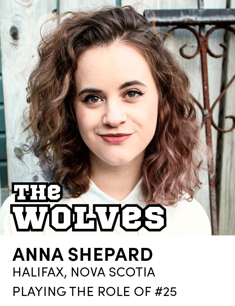 Anna Shepard