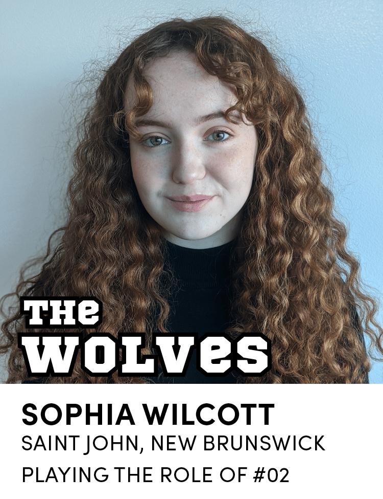 Sophia Wilcott